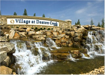 The Village at Deaton Creek by Del Webb