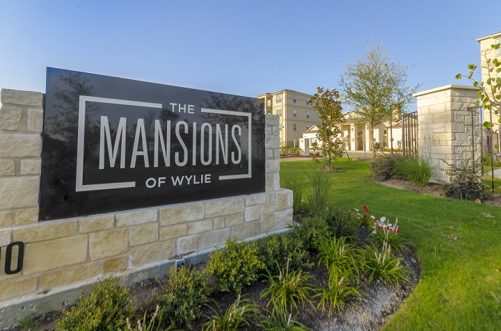 The Mansions of Wylie Active Adult