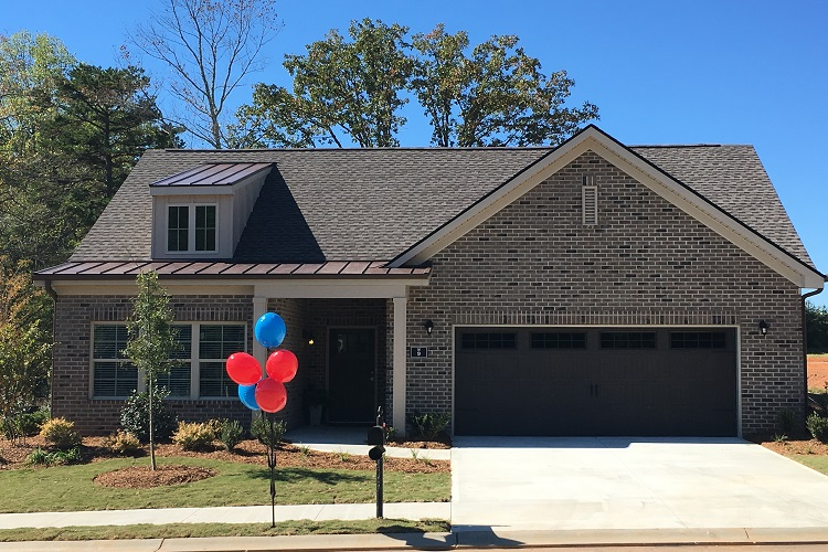 The Villas at Carriage Hills and West Georgia