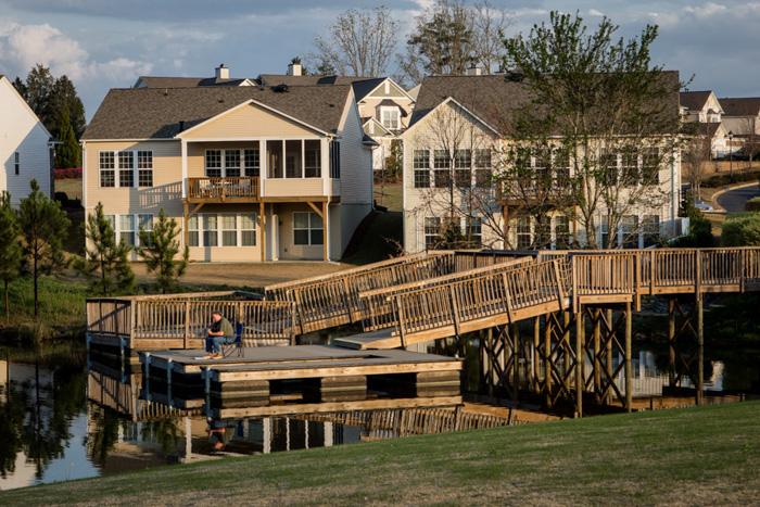 Sun City Carolina Lakes by Del Webb