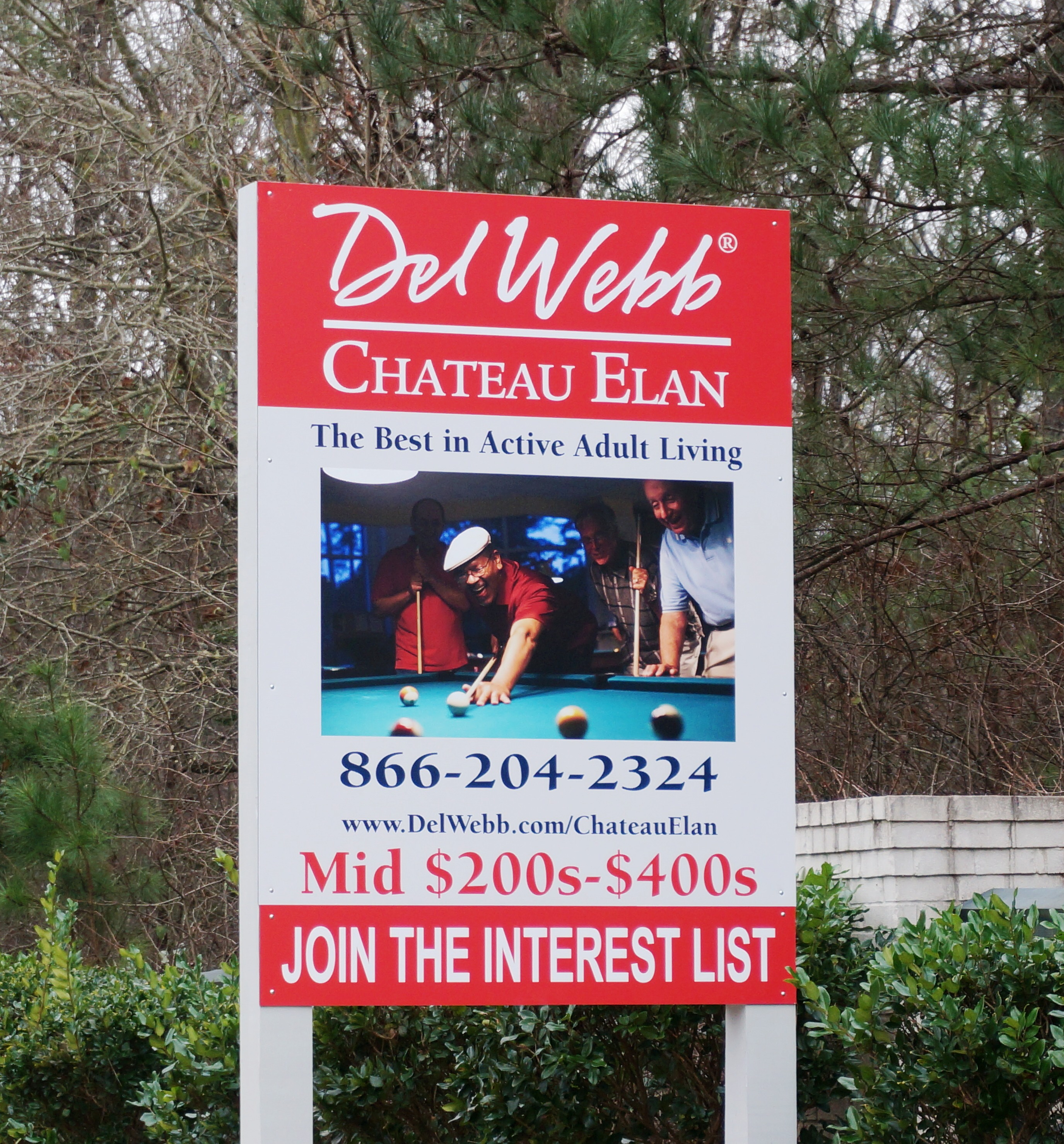 Del Webb at Chateau Elan